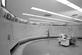 Satisfying photos of classic control rooms that once ran the world