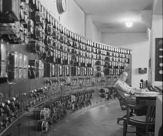 Satisfying Photos Of Classic Control Rooms That Once Ran The World image 10