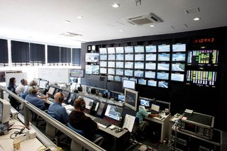 Satisfying Photos Of Classic Control Rooms That Once Ran The World image 16