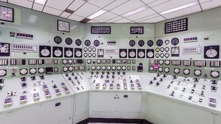Satisfying Photos Of Classic Control Rooms That Once Ran The World image 9