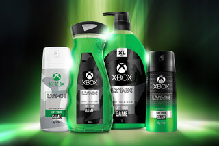 Xbox and Lynx on a mission to make E3 smell less funky