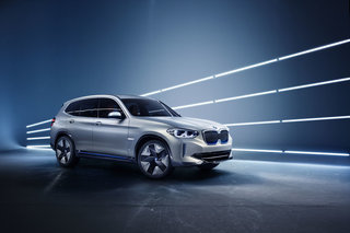 BMW and Jaguar are teaming up to develop next-gen electric car technology