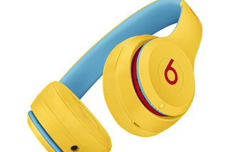 Check out this bright yellow version of the Beats Solo 3 wireless headphones