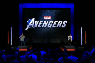Square Enix E3 2019 game trailers: Marvel's Avengers, Final Fantasy 8 remaster and more