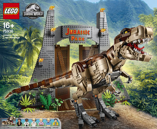 Finally Lego gives us the Jurassic World set weve been waiting for image 3