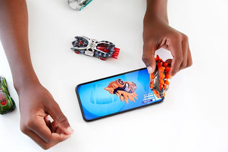 Hot Wheels launches new smart track kit with NFC cars at Apple Stores