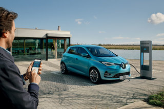 New Renault Zoe: Increased range, increased power, increased connectivity