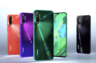 Huawei Nova 5 series phones announced showing it's business as usual in China