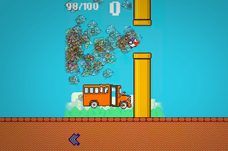 Remember Flappy Bird? It's a battle royale game now