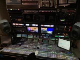 How Sky and Dolby put together a live 4K festival broadcast with Dolby Atmos image 7