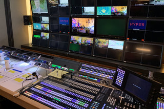 How Sky and Dolby put together a live 4K festival broadcast with Dolby Atmos image 9