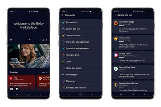 Samsung gives Bixby its own app store with capsules instead of skills image 2