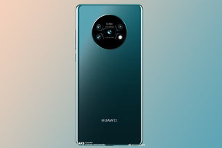 Huawei Mate 30 Pro render leak reveals quad camera in a tasty design