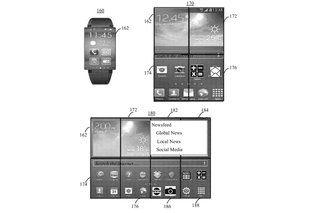 When Foldable Tech Goes Mad Ibm Patents Crazy Folding Smartwatch image 2