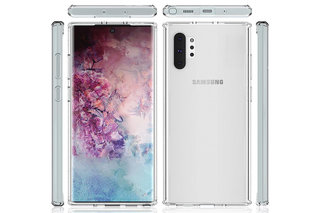 Leaked Samsung Galaxy Note 10 Case Renders Confirm Headphone Jack Is No More image 4