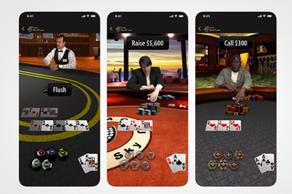 Remember Apple's Texas Hold'em app? It's back with new visuals, features
