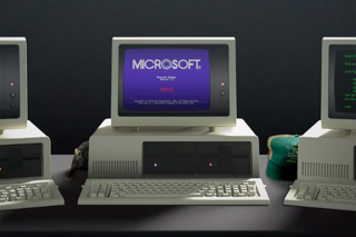 Microsoft's new Windows 1.11 app takes you back to 1985 for 'Stranger Things'