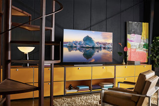 Samsung Q85R 4K TV review image 1