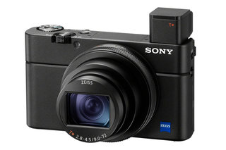 Sony launches new RX100 VII, with mic input and better 4K HDR capture
