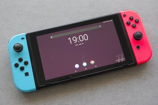 Android is unofficially available on Nintendo Switch