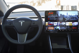 Musk Confirms Youtube And Netflix Are Coming To Tesla Cars