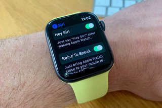Siri on Apple Watch might be listening to more of your life tha