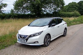 Nissan Leaf e  plus review image 1