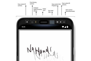 Pixel 4 will feature gesture control and Face Unlock reveals Google image 2