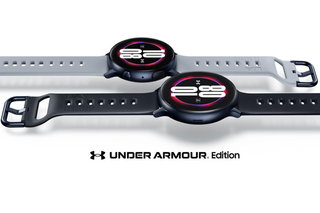 Here's what the Samsung Galaxy Watch Active 2 Under Armour model looks like