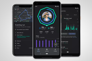 Google Fit adds a dark theme and new sleep tracking features