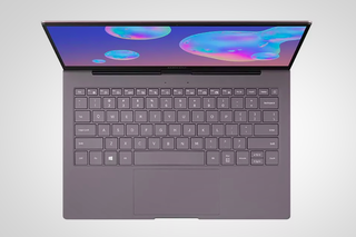 Un ordinateur portable Samsung Galaxy Book S fuit avant lévénement Note 10