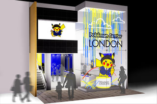 Pokemon Center store coming to London at last