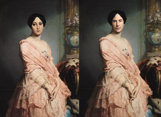 Hilarious Images Of Celebrities Photoshopped Into Renaissance Paintings image 10