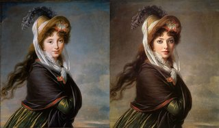 Hilarious Images Of Celebrities Photoshopped Into Renaissance Paintings image 12