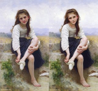 Hilarious Images Of Celebrities Photoshopped Into Renaissance Paintings image 13
