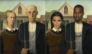 Hilarious Images Of Celebrities Photoshopped Into Renaissance Paintings image 17