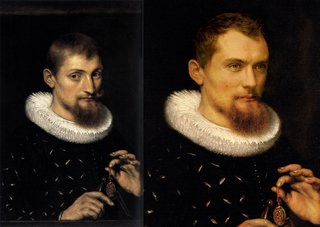 Hilarious Images Of Celebrities Photoshopped Into Renaissance Paintings image 28