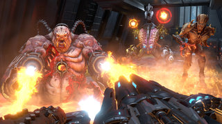 Doom Eternal initial review Most glorious goriest Doom yet image 9