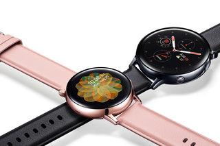 Samsung Galaxy Watch Active 2 oficial, agrega bisel giratorio digital y conectividad LTE