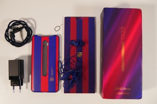 This is the Oppo Reno Barcelona limited edition image 12
