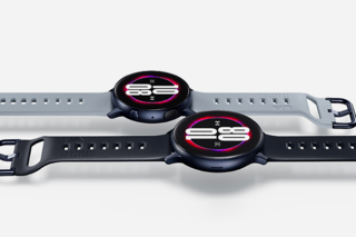 Samsung made an Under Armour edition of the Galaxy Watch Active 2