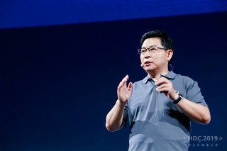 Huawei's Richard Yu: HarmonyOS could be used on smartphones, but we want to continue with Android