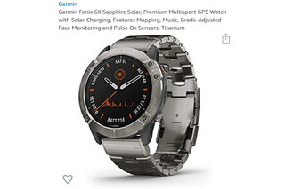 Garmin Fenix 6x Pops Up Briefly On Amazon Prior To 29 Aug Launch image 3
