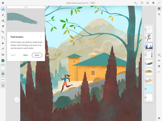 Inside Adobe Fresco Adobes next-gen painting and drawing app image 4