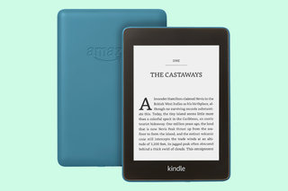 The Kindle Paperwhite now comes in a nice new blue hue