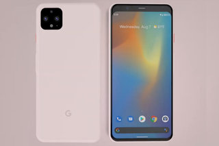 Google Pixel 4 design shown off in full in latest video