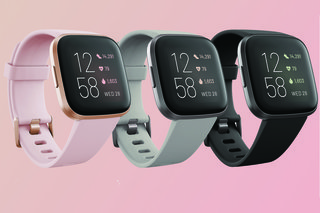 Fitbit Versa 2 smartwatch has Alexa built in so you can ask how many calories are in an avocado