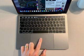 MacBook Pro 13-inch 2019 review Business as usual image 8