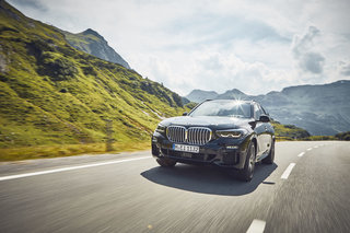The BMW X5 xDrive 45e is the sort of PHEV we like to see