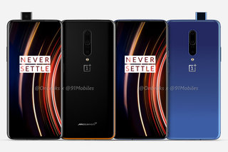Looks like the OnePlus 7T Pro will get a McLaren themed paint job image 2